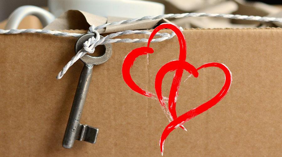 Wenn ein Arbeitnehmer seinen Job kündigt, um zu seinem Partner zu ziehen, ist das ein wichtiger Grund für eine Kündigung, auch wenn das Paar unverheiratet ist.